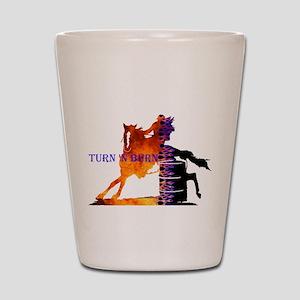 TNB Paint/Pinto Shot Glass