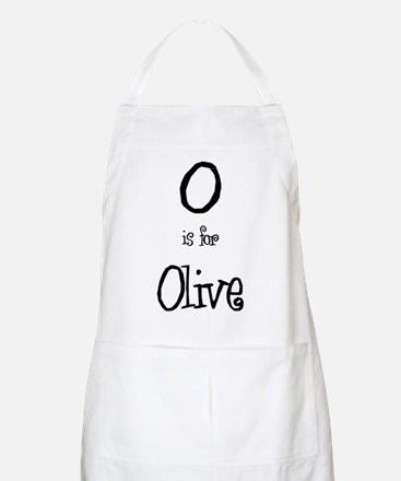 O Is For Olive BBQ Apron