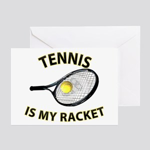 Funny australian open tennis greeting cards cafepress tennis racket greeting cards pk of 20 m4hsunfo