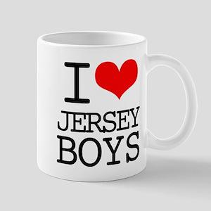 I Heart Jersey Boys Mug