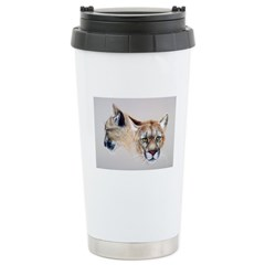 Animal Stainless Steel Travel Mug