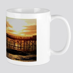 Flagler SunrisetrimmedIMG_3884adj Mugs