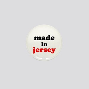 Made in Jersey Mini Button