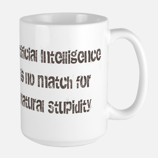 Artificial Intelligence Large Mug