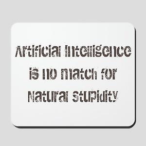 Artificial Intelligence Mousepad