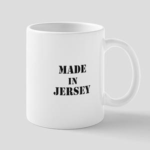 Made in Jersey Mug
