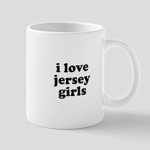 I Love Jersey Girls Mug