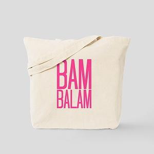 Bam Balam - Pink Tote Bag