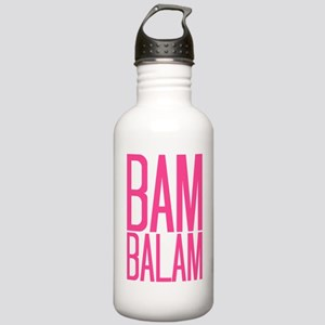 Bam Balam - Pink Stainless Water Bottle 1.0L