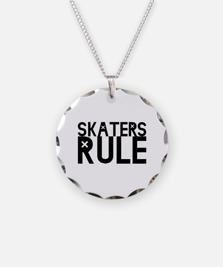Skaters Rule Necklace