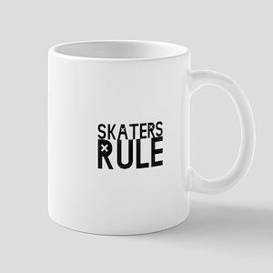 Skaters Rule Mug