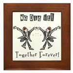 Gay Marriage Framed Tile
