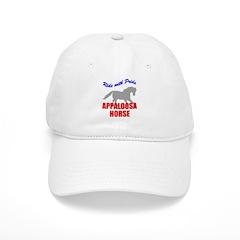 Ride With Pride Appaloosa Horse Baseball Cap