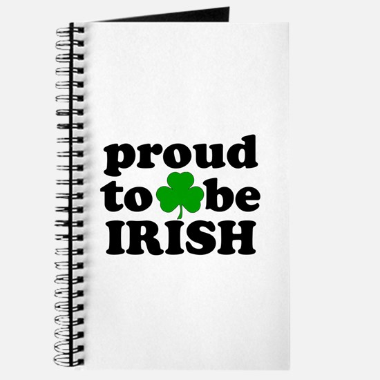 Proud to be Irish Journal