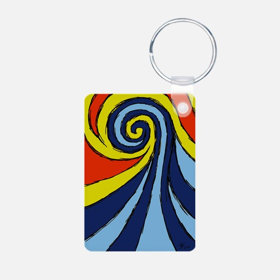 Surf Wave - Keychains
