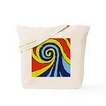 Surf Wave - Tote Bag