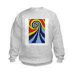Surf Wave - Kids Sweatshirt