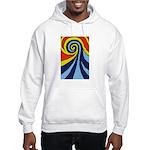 Surf Wave - Hooded Sweatshirt
