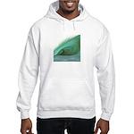 Wave Art - Hooded Sweatshirt