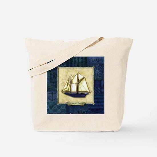 Funny Ship models Tote Bag