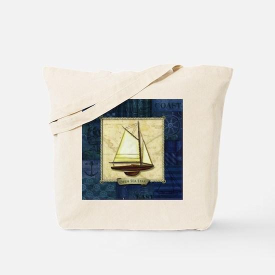 Unique Ship models Tote Bag
