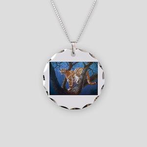 Animal Necklace Circle Charm