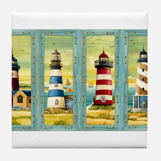Funny New england Tile Coaster