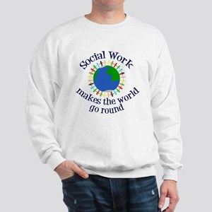Social Work World Sweatshirt