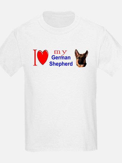 Unique German shephard T-Shirt