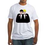 Gay Marriage Fitted T-Shirt