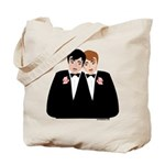 Gay Wedding Tote Bag