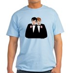 Gay Wedding Light T-Shirt