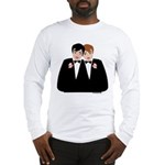 Gay Wedding Long Sleeve T-Shirt