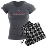 Empower & Inspire Women's Charcoal Pajamas