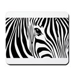 Zebra Art Mousepad