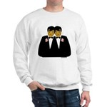 Two Grooms Ethnic Sweatshirt