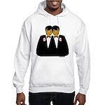 Two Grooms Ethnic Hooded Sweatshirt
