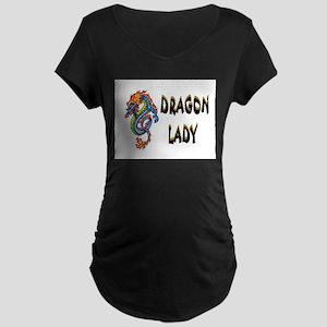 DRAGONS R GOOD Maternity Dark T-Shirt