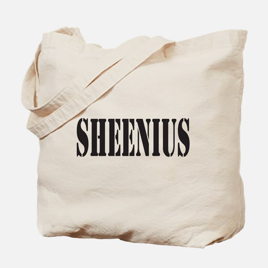SHEENIUS 2 Tote Bag