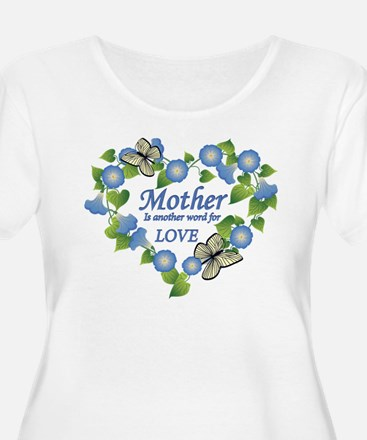 Mother's Love Heart T-Shirt