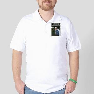Steadman McPeters poster #1 Golf Shirt