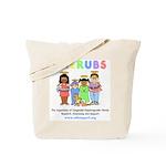 CHERUBS Logo - Pastel Tote Bag