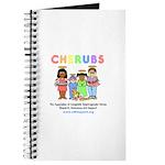 CHERUBS Logo - Pastel Journal