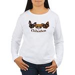 Chihuahua Women's Long Sleeve T-Shirt