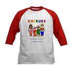 CHERUBS Logo - Bright Kids Baseball Jersey