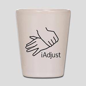 iAdjust - Chiro Hands Shot Glass