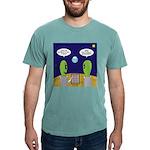 Alien Travel Advisory Mens Comfort Colors® Shirt