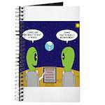 Alien Travel Advisory Journal