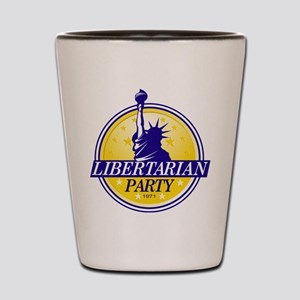 Libertarian Shot Glass