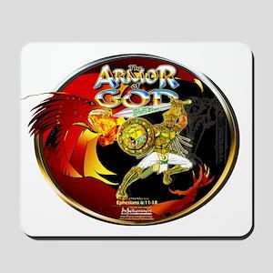 Mekonnen Epic: Armor Of God-- Mousepad